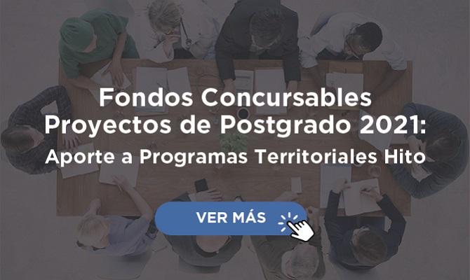 Banner Fondos concursables