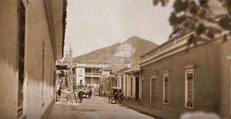 Ruta Patrimonial: Paseo Chimbano - Santiago