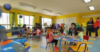 """Educación Parvularia  Proyecto """"Tercer Espacio"""""""