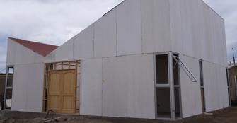 Arquitectura Casa Patio - Región de Atacama