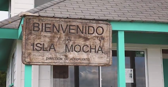 Dejando Huellas en Isla Mocha