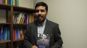 Investigador de Instituto de Historia USS presentó libro sobre Jaime Guzmán