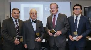 USS presentó el libro Borges, Paz, Vargas Llosa. Literatura y Libertad en Latinoamérica