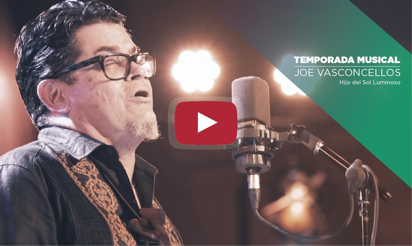 Joe-Vasconcellos-Hijo-del-Sol-Luminoso-Temporta-Musical