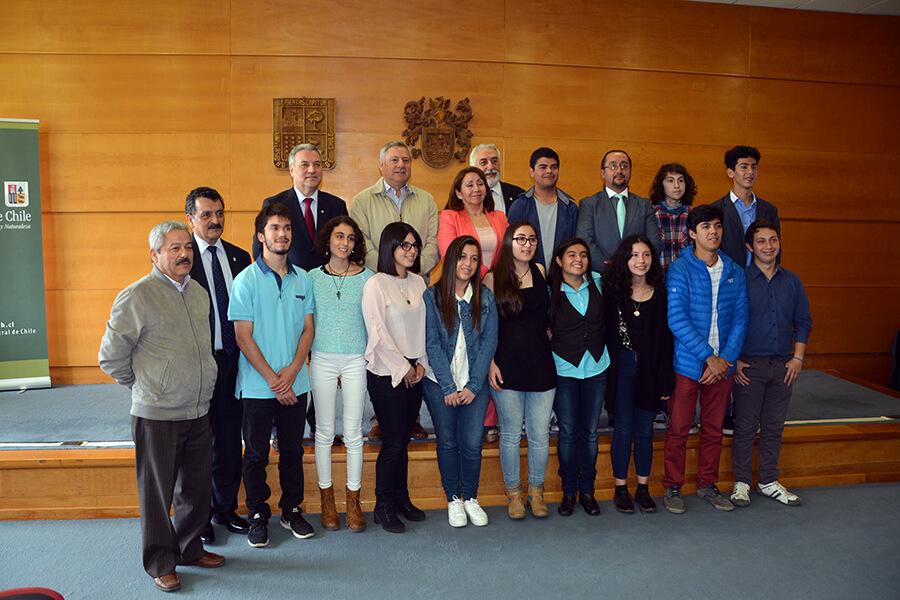 La U. San Sebastián Sede Valdivia, a través de su Vicerrector Angelo Romano, estuvo presente en tradicional ceremonia de la U. Austral.
