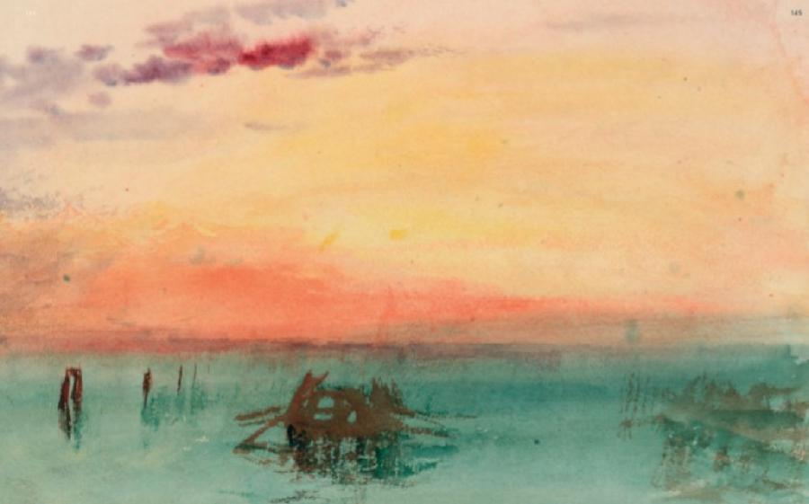 Pintura JMW Turner