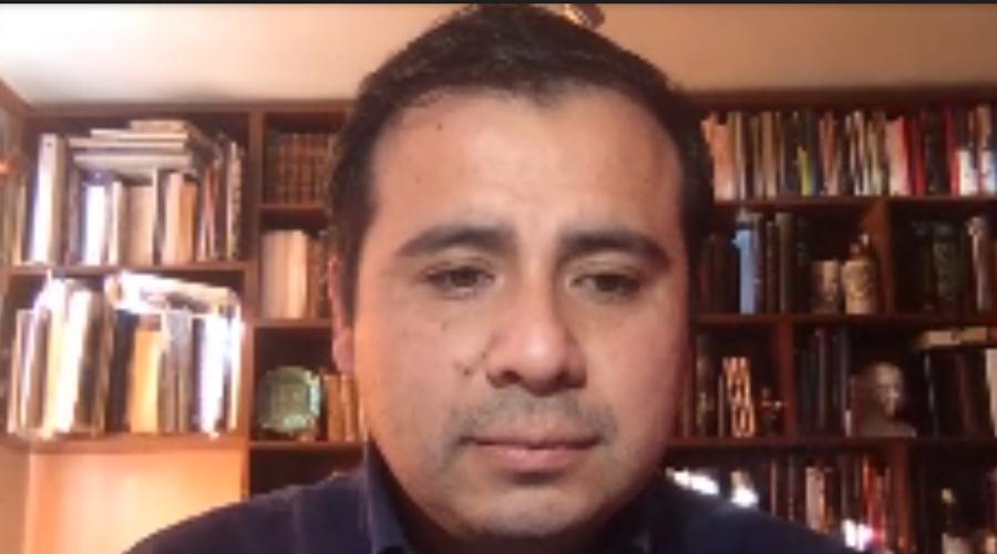 Director de Red de Bibliotecas Municipales de Concepción conversó con estudiantes USS