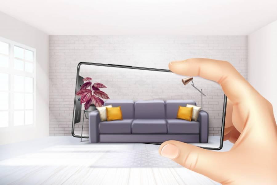 Las apps que te permitirán probar productos desde tu casa