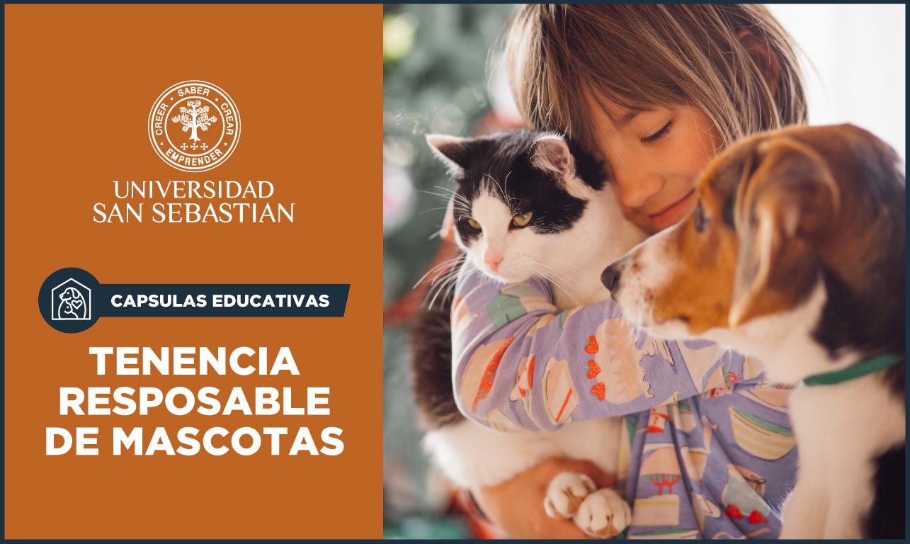 Desarrollan iniciativa virtual para promover la tenencia responsable de mascotas