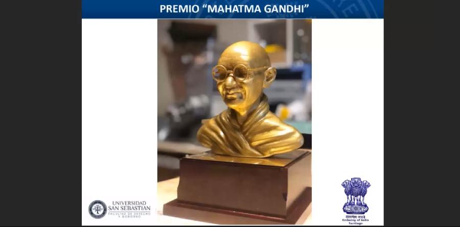 Gandhi inspira un libro y un premio sobre la resolución colaborativa de conflictos