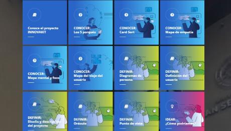Comunidad sebastiana accederá a un completo catálogo digital de Innovación y Emprendimiento