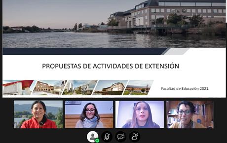 Académicos realizan talleres a profesores de escuelas rurales de Los Ríos