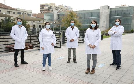 Conoce a los futuros doctores en Biología Celular y Biomedicina