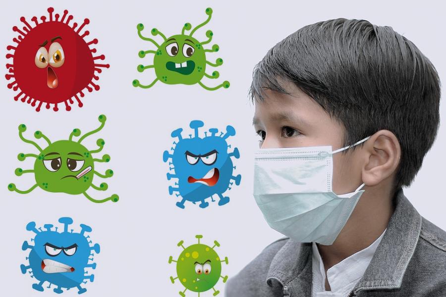 que estresa a niños en pandemia imagen principal