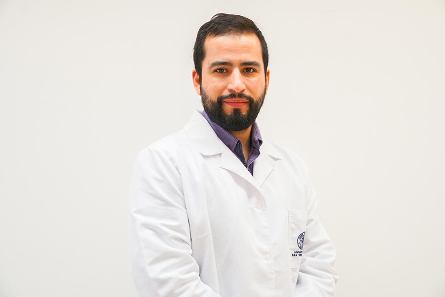 Dr. Juan Pablo Pontigo-Investigador-USS