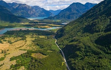 Proyecto: Carretera Austral como Ruta Escénica