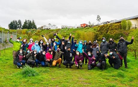 U. San Sebastián realizó jornada multidisciplinaria en Puerto Varas
