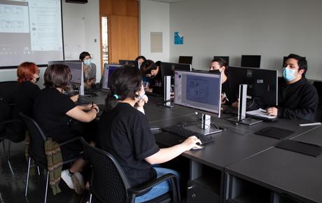 USS Concepción abrirá primera carrera de Animación Digital en Región del Biobío