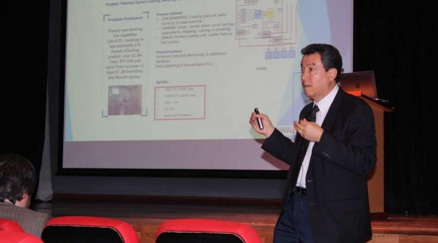 Experto mexicano analizó el boom de la nanotecnología en charla USS