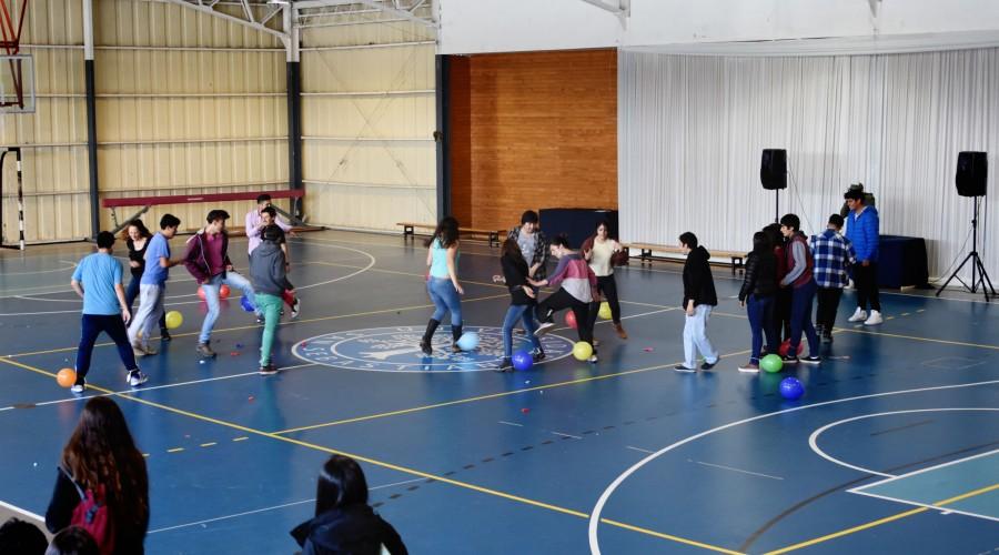 03b4211de Con actividades sociales y recreativas U. San Sebastián recibió a ...