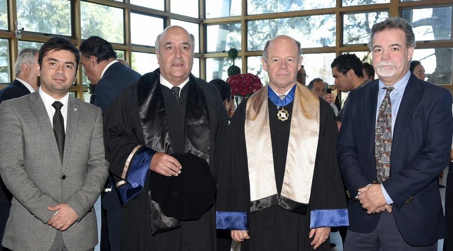 Honoris Causa Jaime Tohá