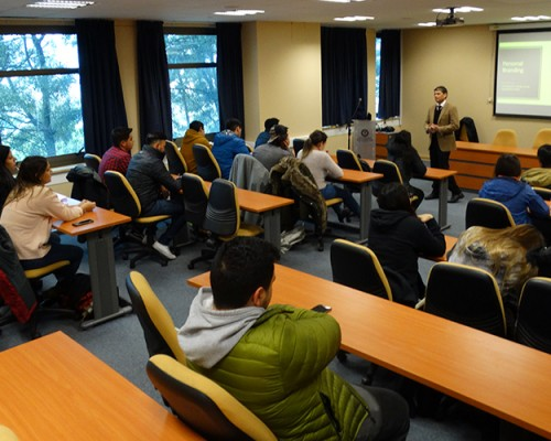 Escuela de Liderazgo realizó taller sobre Personal Branding en USS Concepción