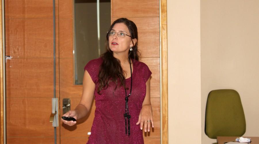 Marcela Beck Ortiz, directora de Formación Integral de la USS.