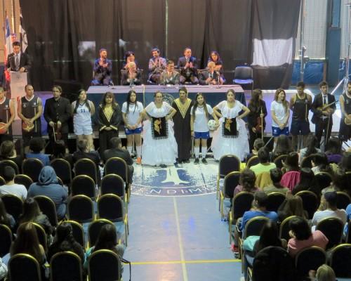 Los encuentros tuvieron lugar en el Gimnasio del Campus Las Tres Pascualas.