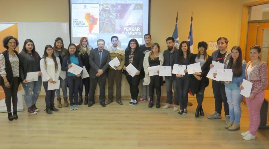 Veinticinco alumnos y alumnas participaron de los dos cursos.