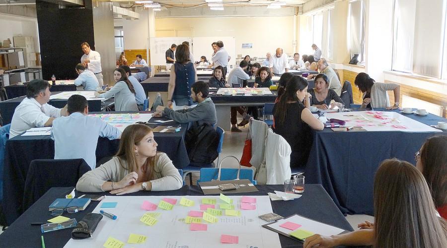 Sesenta académicos se hicieron presentes en el Workshop.