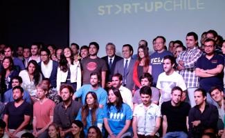 Más de 250 participantes en 85 proyectos seleccionados de todas partes del mundo conforman esta generación de emprendedores de Start Up Chile.