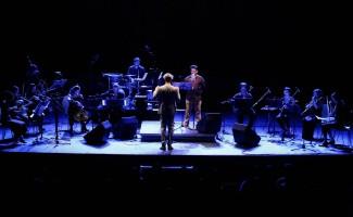 El Concierto Ser un Mágico: Joe Vasconcellos de Cámara, se realizó en el teatro principal de Matucana 100.