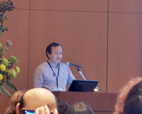 Investigador USS expuso en conferencia realizada en Japón