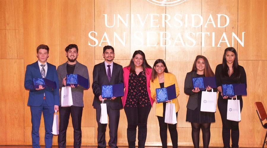 Excelencia académica de sus estudiantes es reconocida por la USS  sede SANTIAGO OK