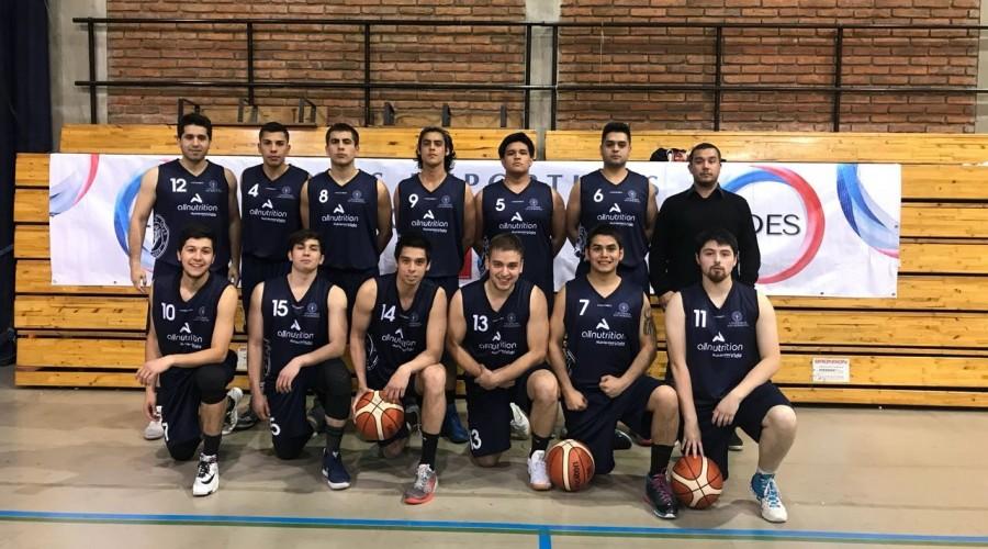 Básquetbol Varones Santiago