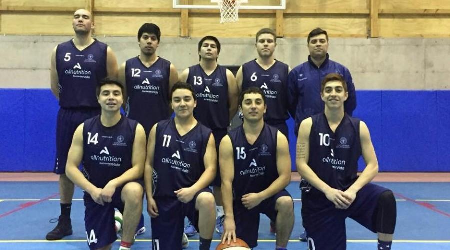 Básquetbol Varones Valdivia