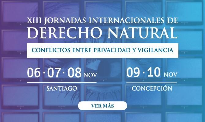 Banner Jornada Derecho Natural