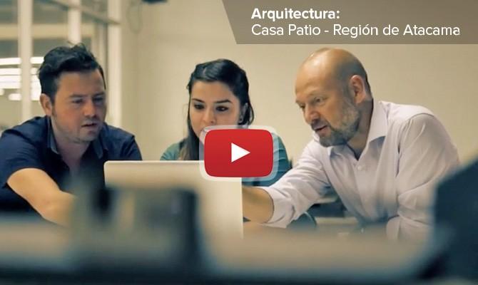 Arquitectura: Casa Patio