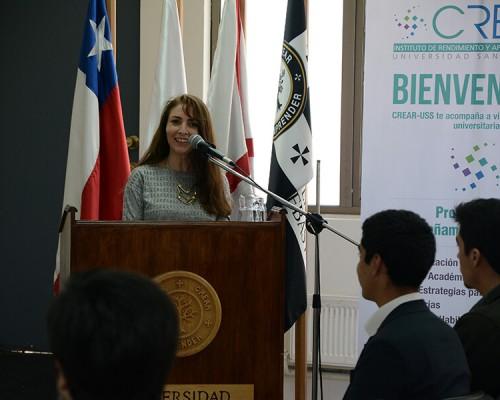 En el proyecto de CREAR participaron las carreras de Fonoaudiología y Odontología.