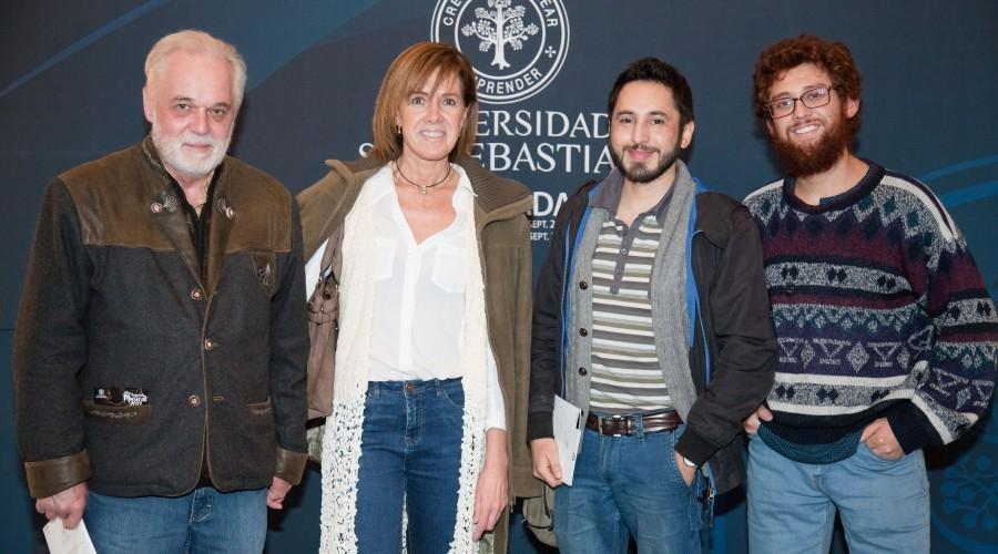 Christian Kroneberg, Andrea Bella, Moisés Antonio Bittner, Moiver Ocayo. (2)