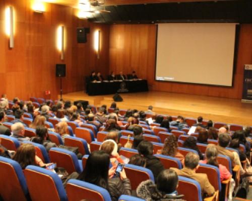 Con masiva participación concluyó el ciclo de charlas Migrantes de CEC USS