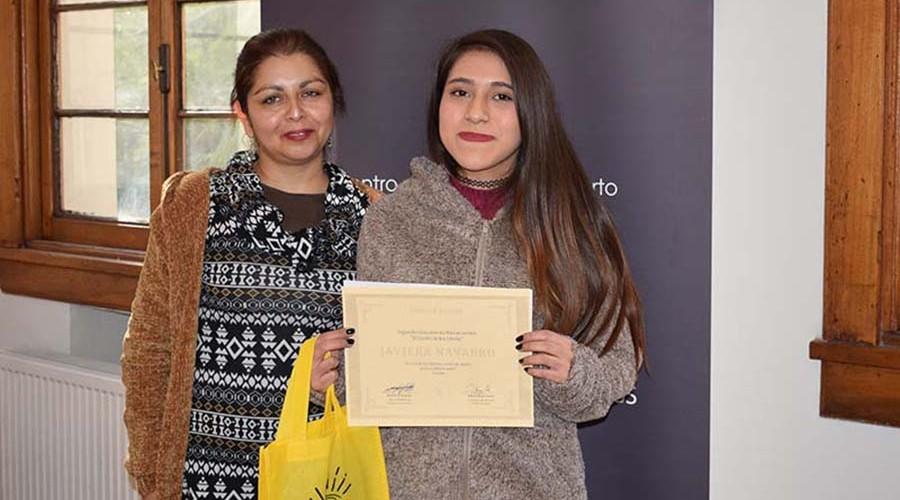 Biblioteca Campus Los Leones realizó premiación del Concurso Microcuentos USS