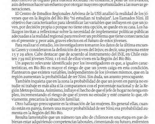 Desesperanza de ser Nini. El Sur - 17 de Septiembre de 2014 - Página 2