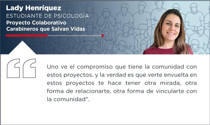 ESTUDIANTE LADY HENRIQUEZ