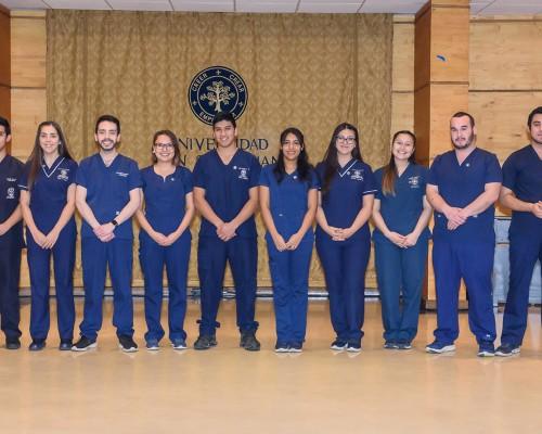 Nuevo Centro de Estudiantes de Enfermería USS Concepción.