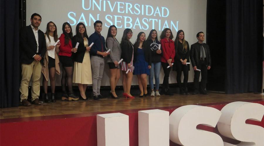 USS reconoció a sus estudiantes que participaron en actividades extraprogramáticas 2019