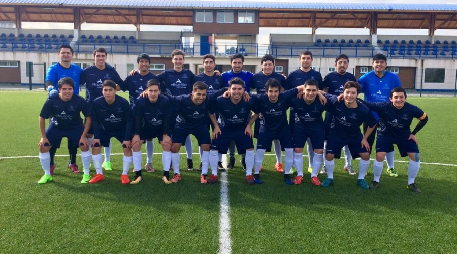Fútbol Varones Patagonia