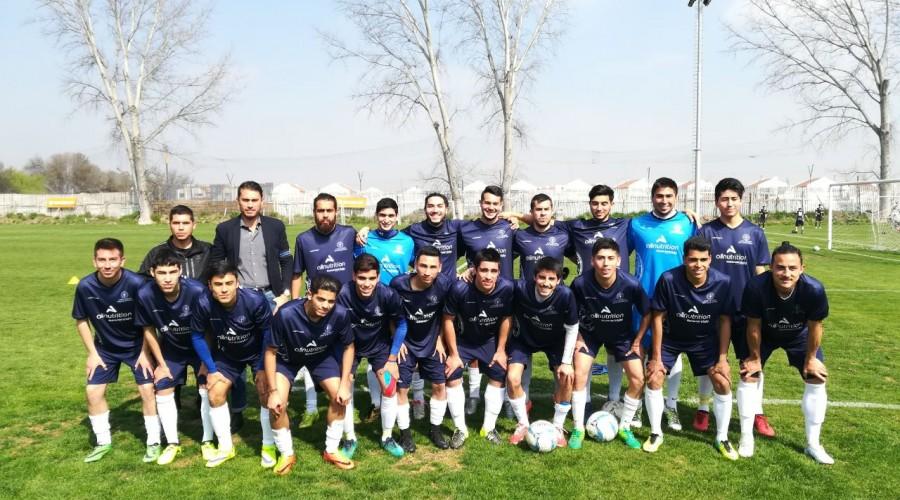 Fútbol Varones Santiago