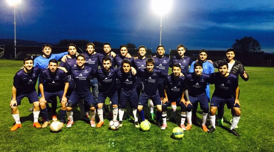 Fútbol Varones Valdivia