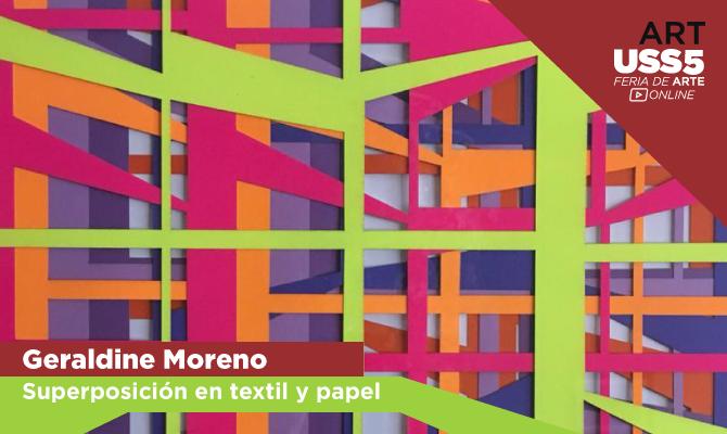 Geraldine Moreno banner